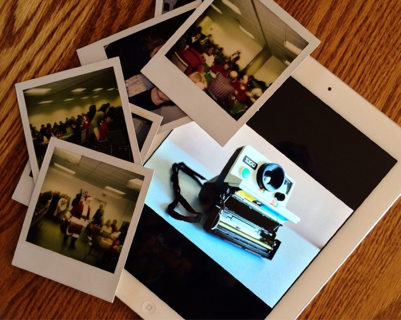 Instant Camera Photography