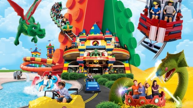 Up to 30% Savings in Legoland Malaysia for NTUC Cardmembers