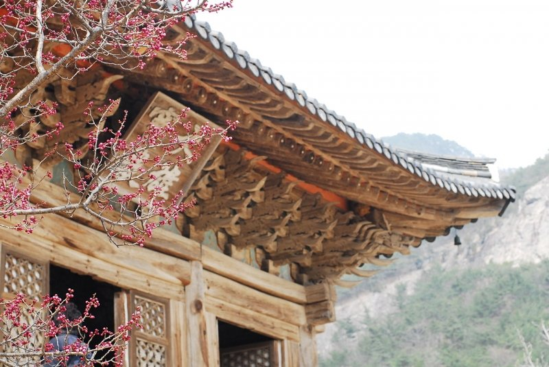Byeonsanbando National Park - Naesosa Temple
