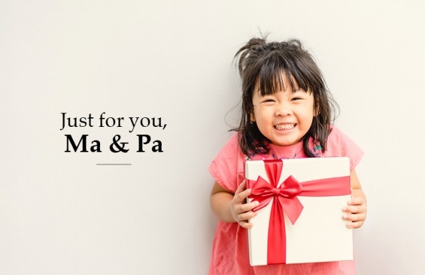 Just for you Ma, Pa Offer at Furama City Centre