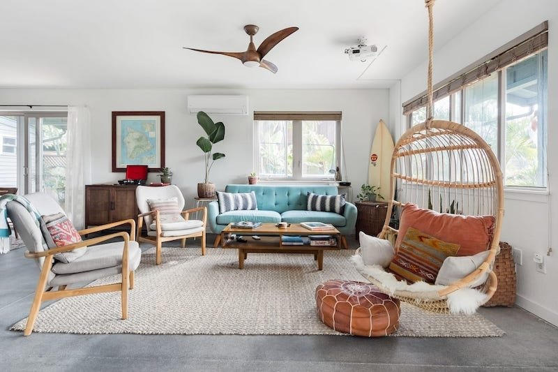 Best Airbnb Beach House Rentals in the US, From Hawaii to California