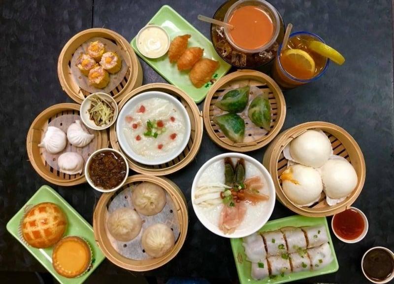 dim sum singapore victor's kitchen