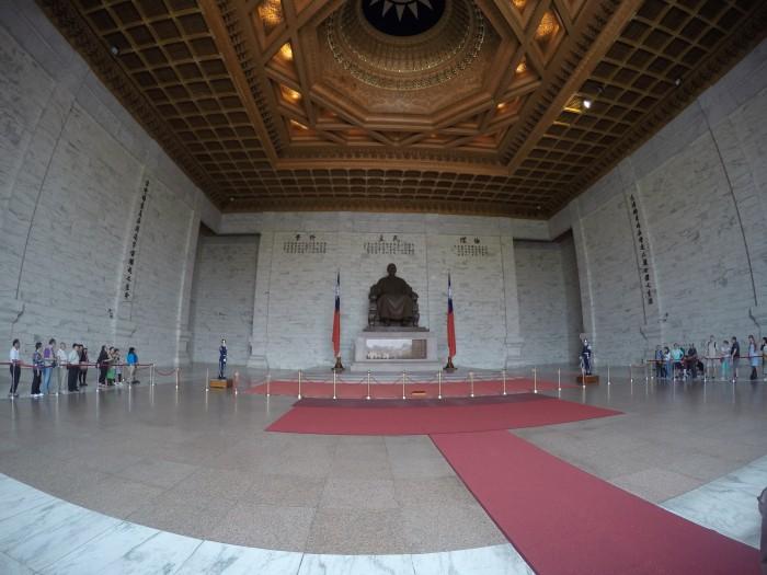 Chiang Kai SHek Monument