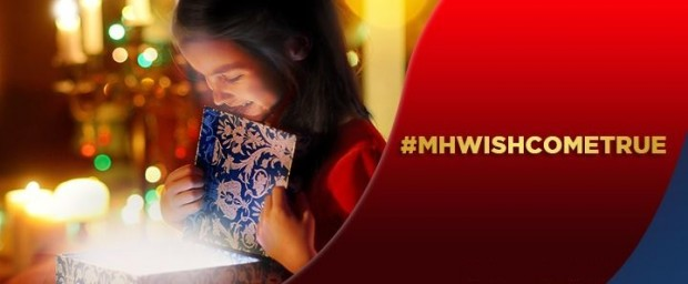 Wish Come True   Win Flights from Malaysia Airlines