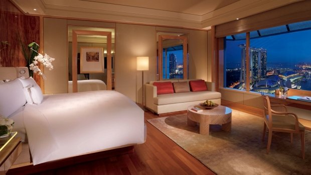 Reconnect with The Ritz-Carlton Millenia Singapore from SGD550