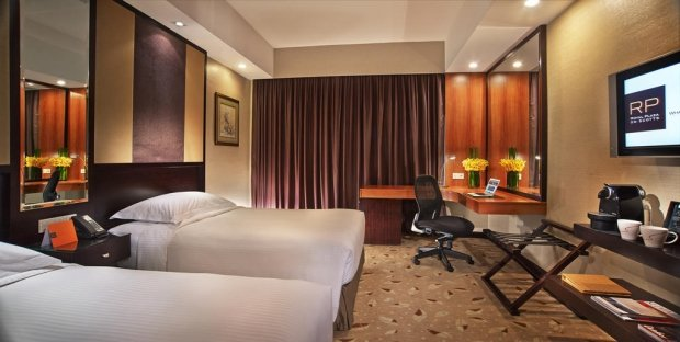 FLASH DEAL at Royal Plaza on Scotts with Room Starts from SGD184