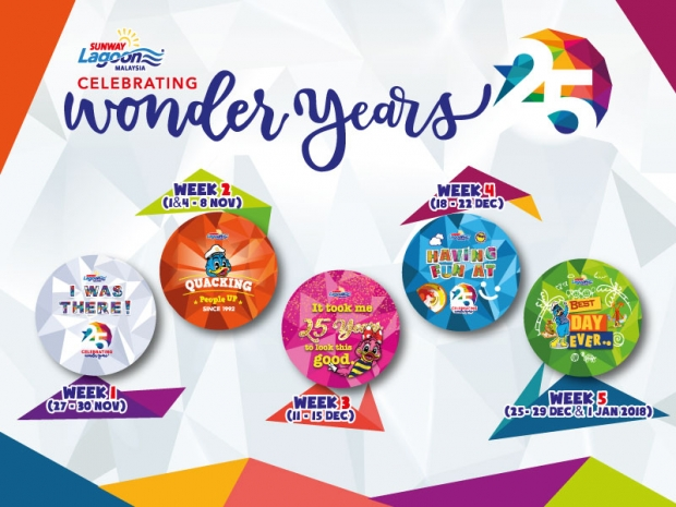 Collect and Redeem ONE Adult Pass to Sunway Lagoon