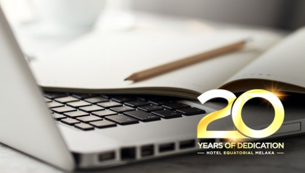 20th Anniversary : Room With Breakfast And Wi-Fi Offer in Hotel Equatorial