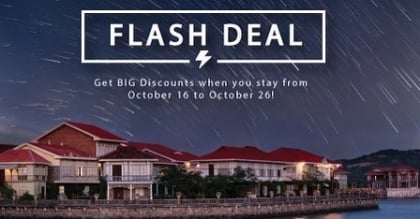 Flash Deal 50% off