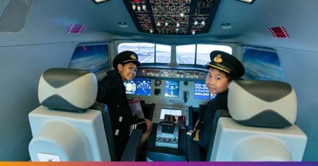 10% off KidZania Singapore Tickets with Plus! Card