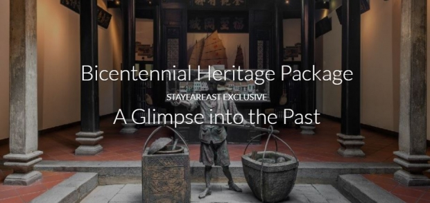 Bicentennial Heritage Package - Book your Stay with Far East Hospitality