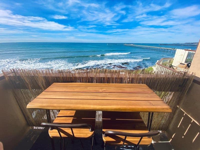 Seaside Condominium Near the Ocean in San Diego, California