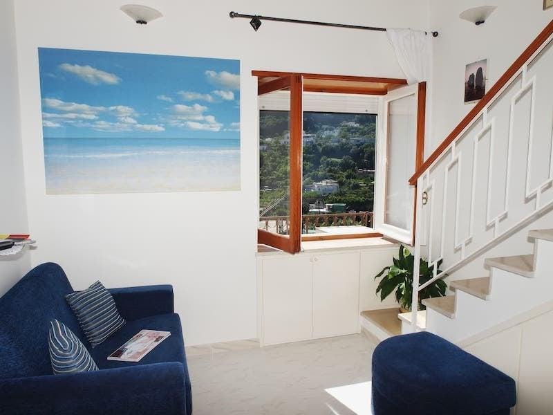 Casa Chiara in Capri