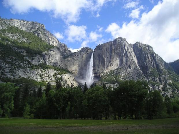Thác Yosemite - thác nước đẹp nhất thế giới