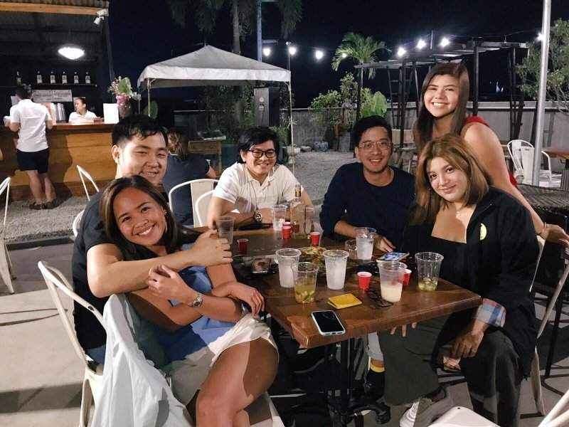 things to do in the philippines: catch up with friends