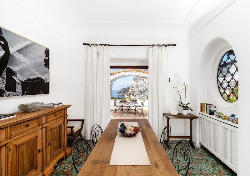 Airbnb Capri
