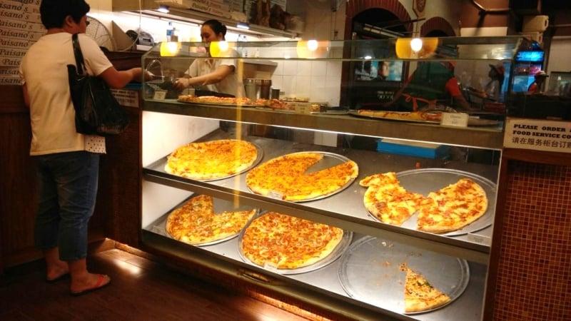 Big Pizza Hong Kong