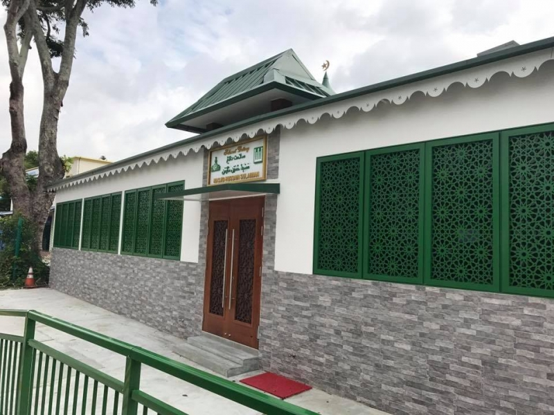 Hussain Sulaiman Mosque