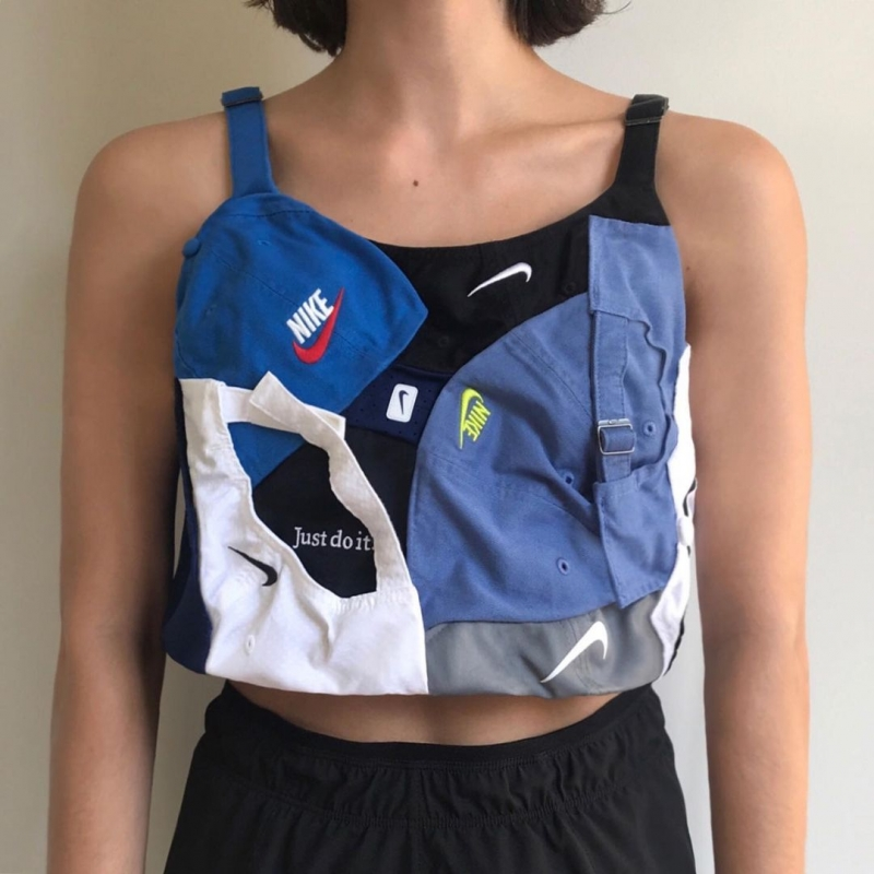 Upcycled Top