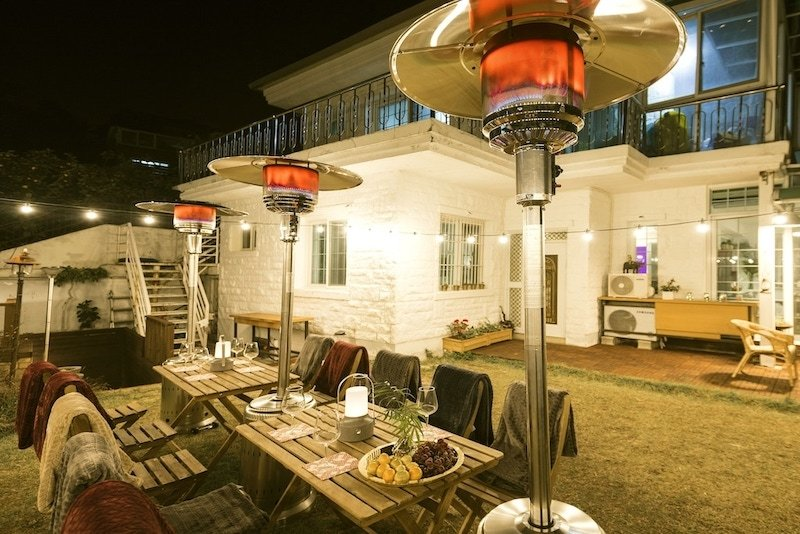 Vacation rental for big groups in Seoul