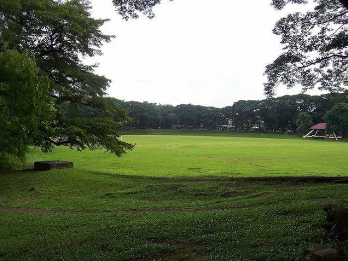 UP Sunken Garden