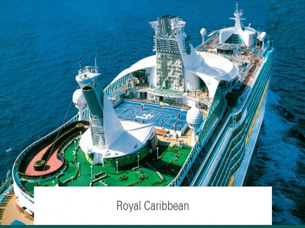 Upgrade Your Royal Caribbean Cruise Cabin from SGD9 with HSBC