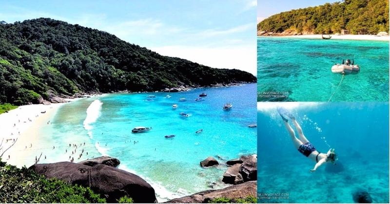 little known island of borneo