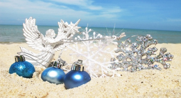 White Christmas Getaway with Dinner for Two in Parkroyal Penang