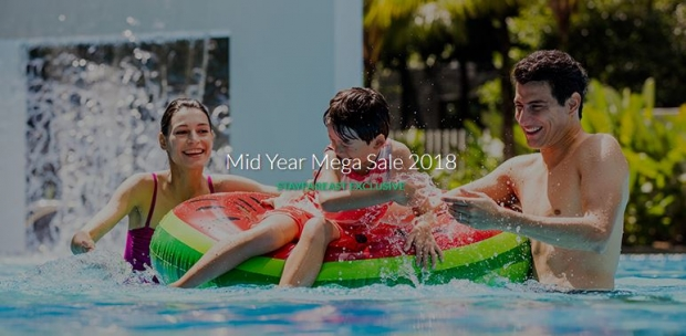 Mid Year Mega Sale 2018 in Far East Hospitality Properties