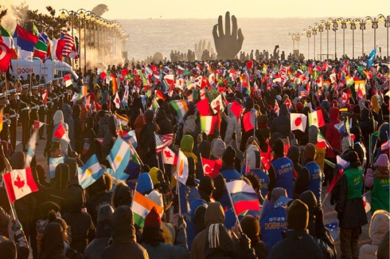 Homigot - sunrise festival