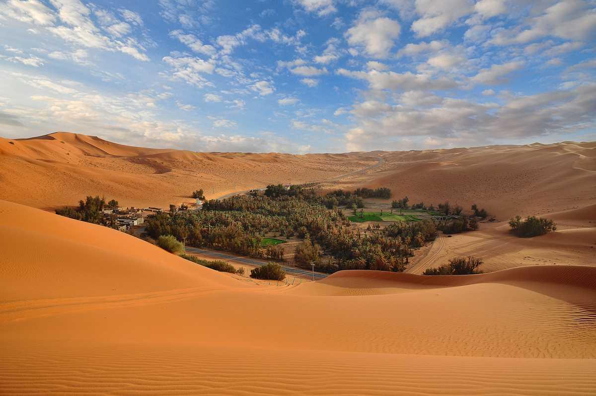 Al-Ahsa Oasis, Saudi Arabia
