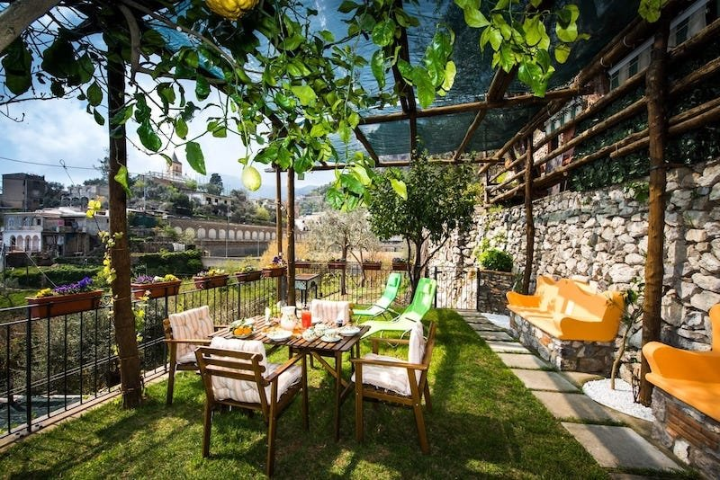 Airbnb in Montepertuso