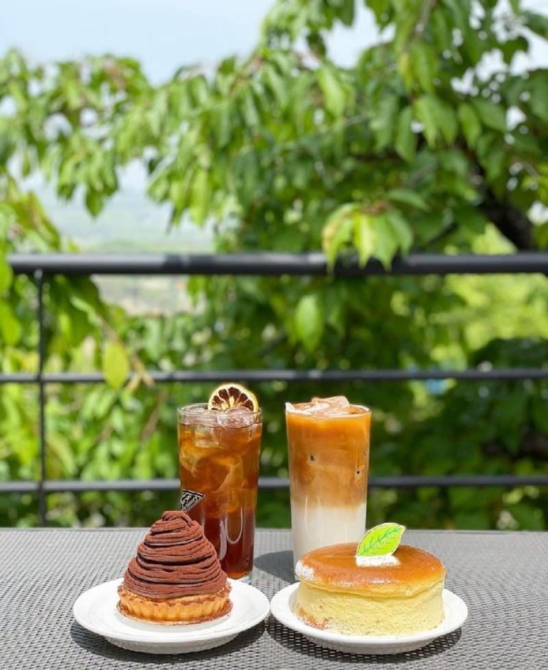 Sanida Cafe, Gangwon Province, South Korea