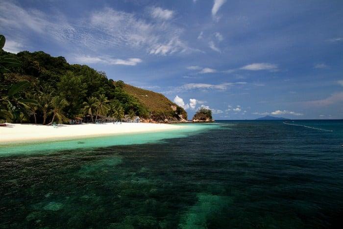 Pulau Rawa | wisata johor bahru