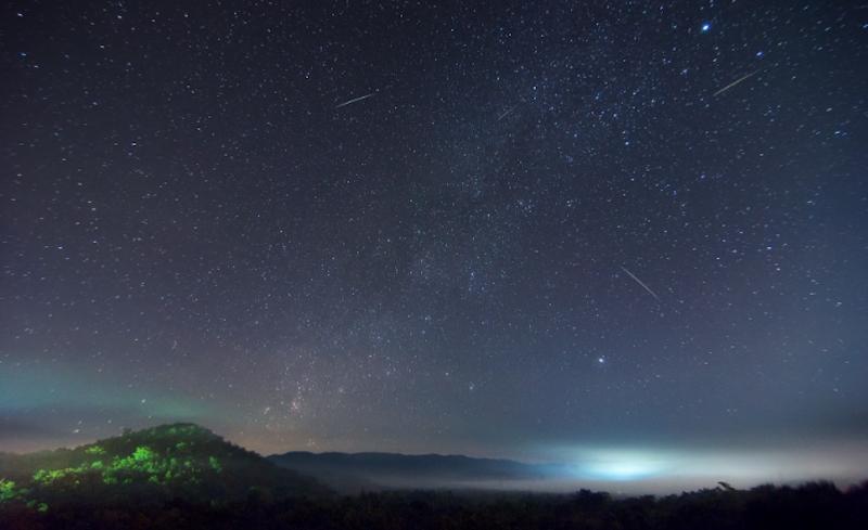 meteor showers November