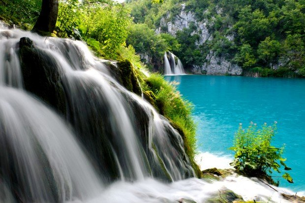 Thác Plitvice Lakes - thác nước đẹp nhất thế giới