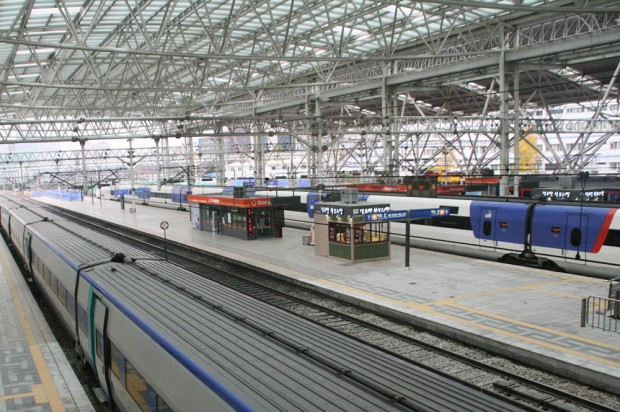 ktx seoul station