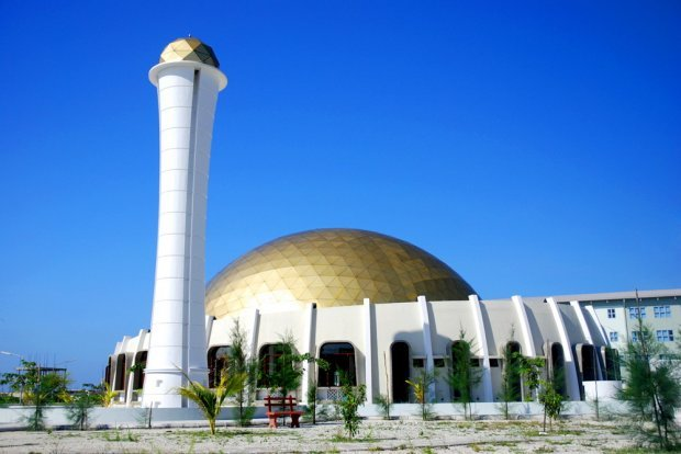 chưa biết về Maldives islam