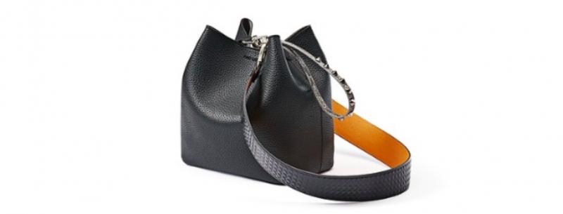 Find Kapoor | Black/ Pingo Bag Set