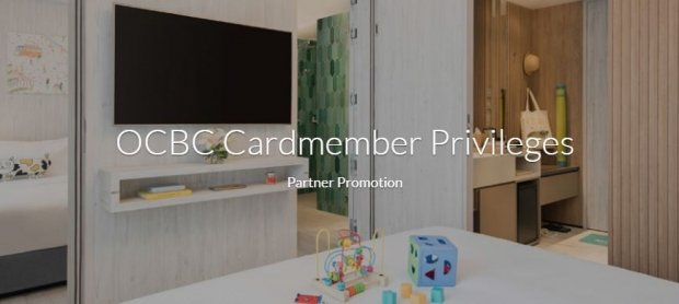 OCBC Cardmember Privileges with Far East Hospitality