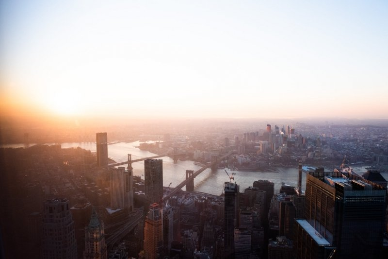 most instagrammed viewpoints in the world