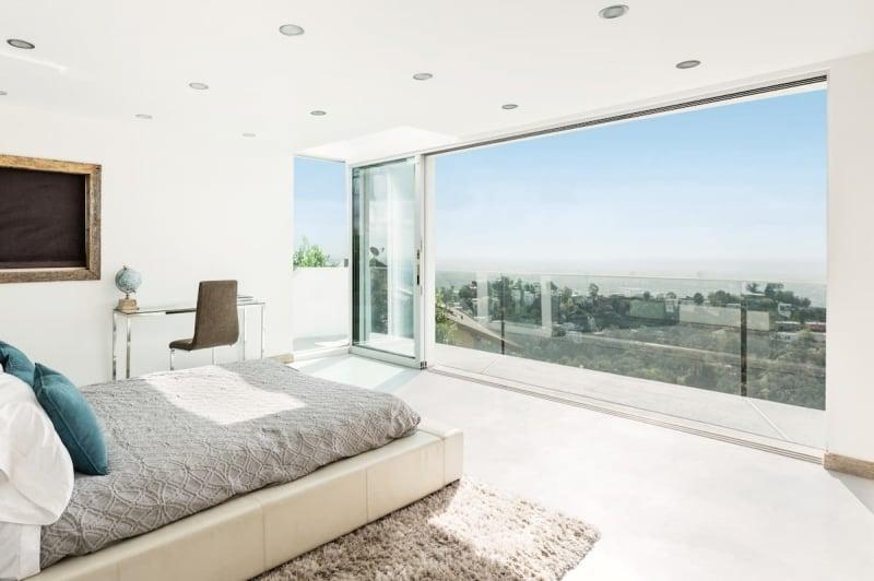 smart home airbnb in la