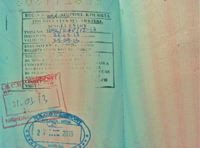 india tourist visa on arrival guide philippine passport holders
