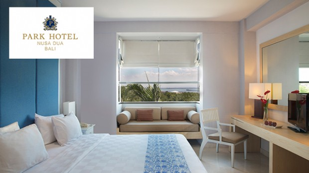 SGD195 nett for 2 Nights in 1-Bedroom Suite at Park Hotel Nusa Dua Bali with NTUC Card