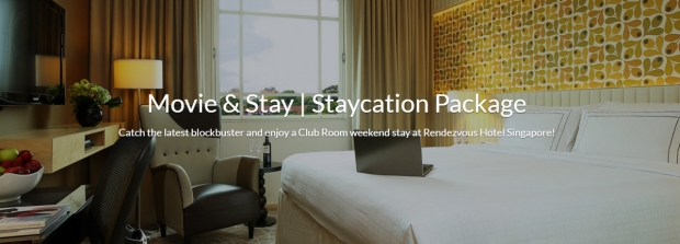 Movie Staycation from SGD238 via Far East Hospitality