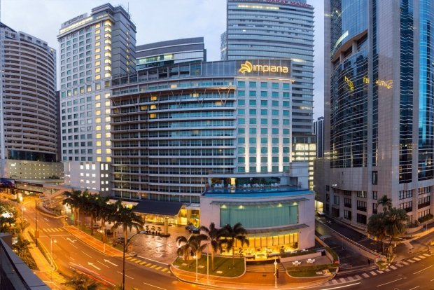 Best Available Rate (Room Only) from RM295 in Impiana KLCC Hotel