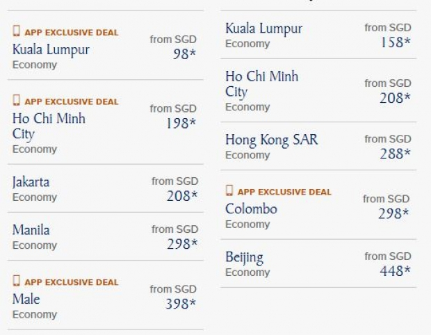 Seamless Travel Made Easy with Singapore Airlines' Mobile App
