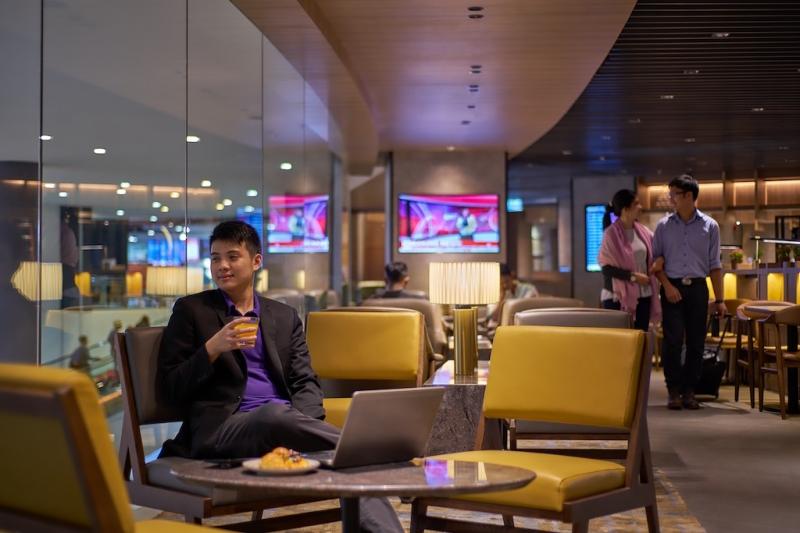 Aerotel Kuala Lumpur Plaza Premium Lounge