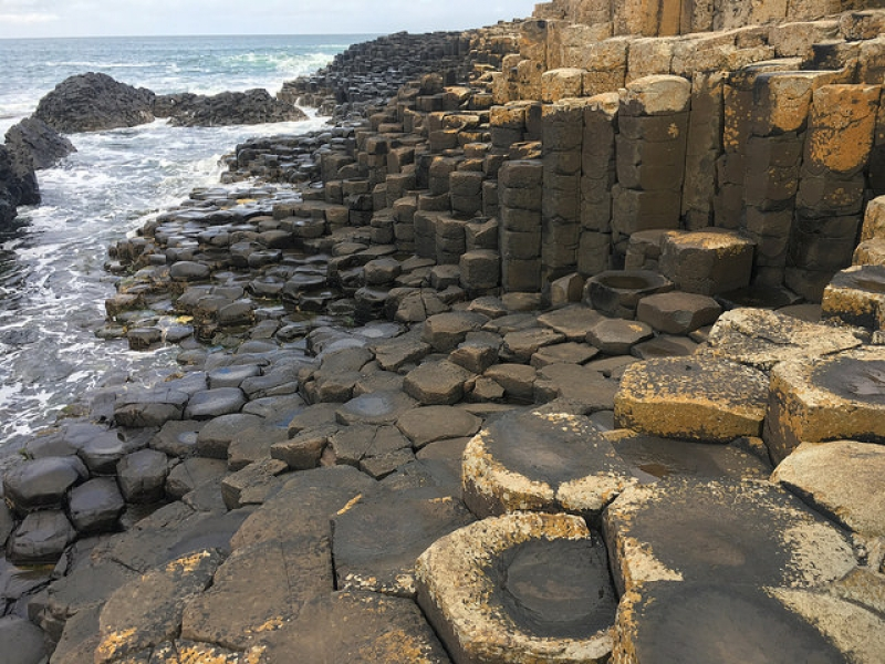 Beach Holidays – Giant's Causeway Beach, Ireland