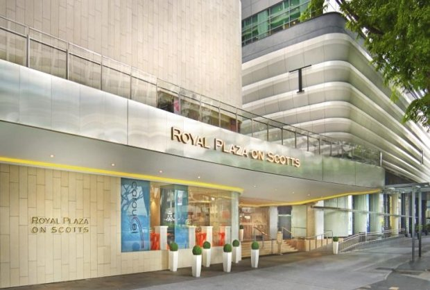 Advance Purchased Deal with up to 20% Savings at The Royal Plaza on Scotts Singapore